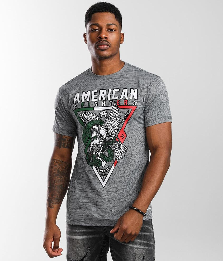 American Fighter Laredo T-Shirt front view