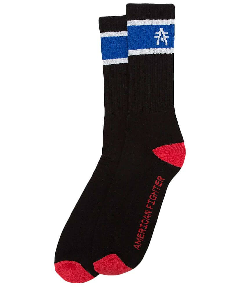 American Fighter Glenville Socks front view