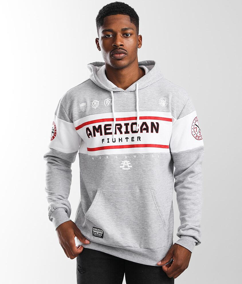 American Fighter Brookhaven Hooded Sweatshirt front view