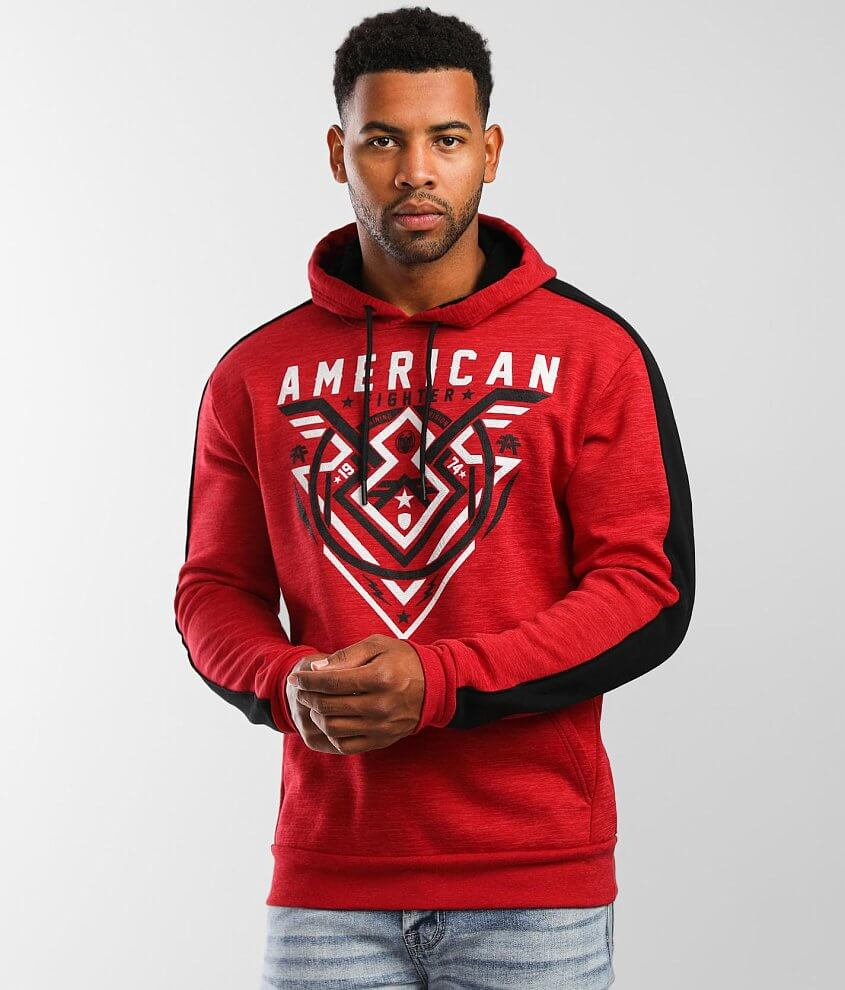 American Fighter Oakview Hooded Sweatshirt front view