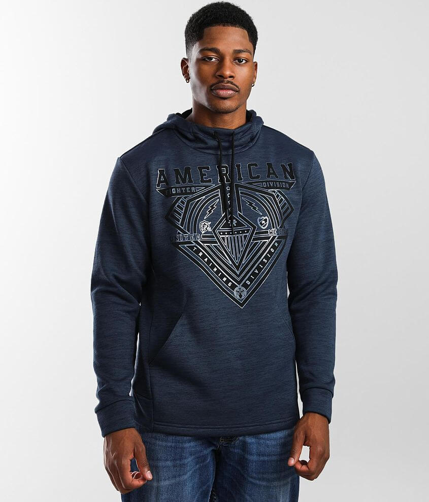 American Fighter Fallbrook Hooded Sweatshirt front view