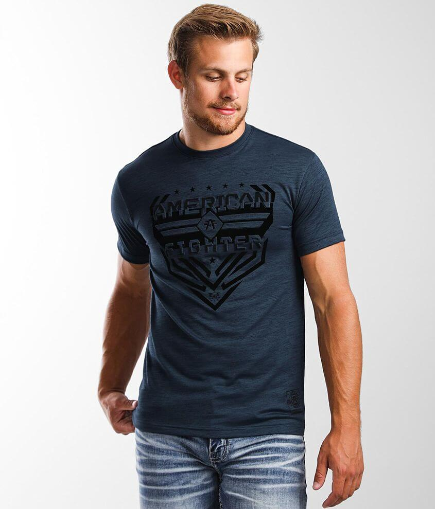 American Fighter Garland T-Shirt front view