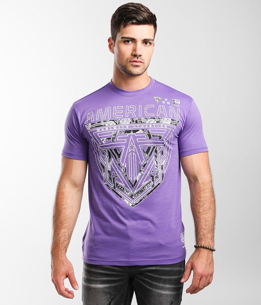 American Fighter Robertson T-Shirt front view