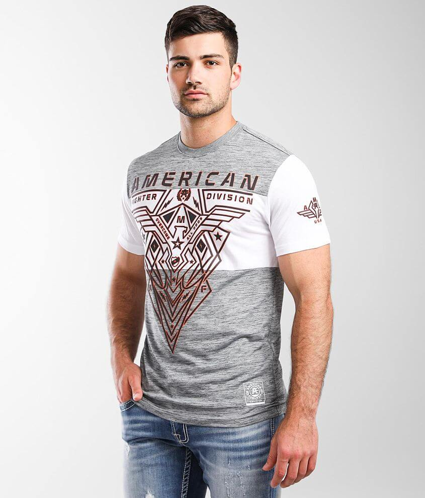 American Fighter Cranston T-Shirt front view