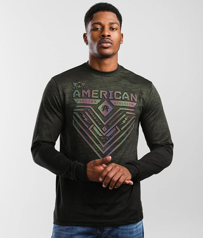 American Fighter Crystal River T-Shirt front view