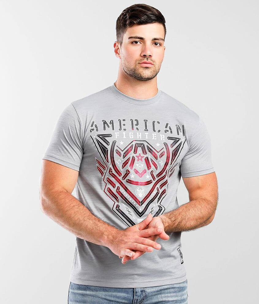 American Fighter Aredale T-Shirt front view