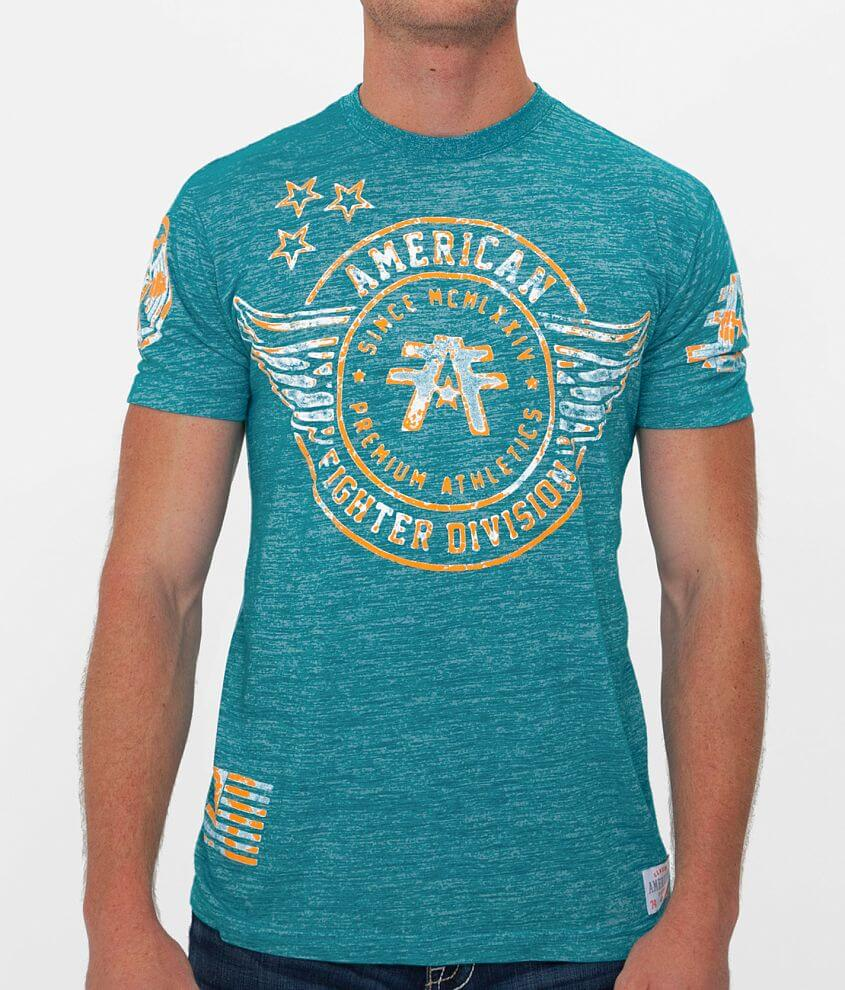American Fighter Goodwin T-Shirt front view