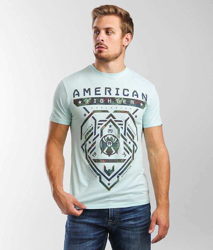 American Fighter Eldon T-Shirt front view