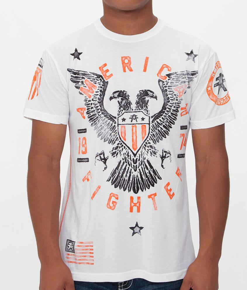 American Fighter Jamestown T-Shirt front view