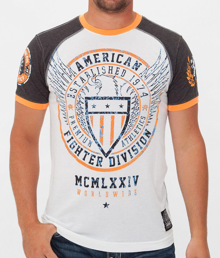 American Fighter Bellevue T-Shirt front view