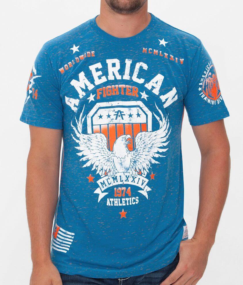 American Fighter Cedar Crest T-Shirt front view