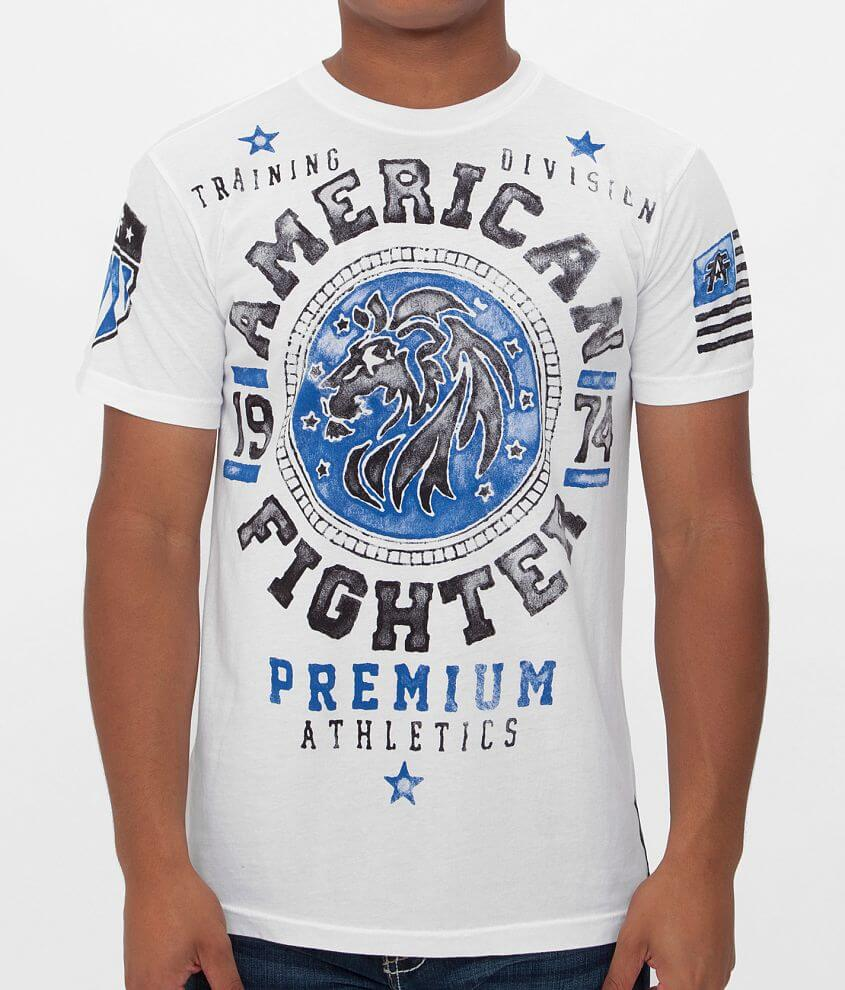 American Fighter Alabama T-Shirt front view