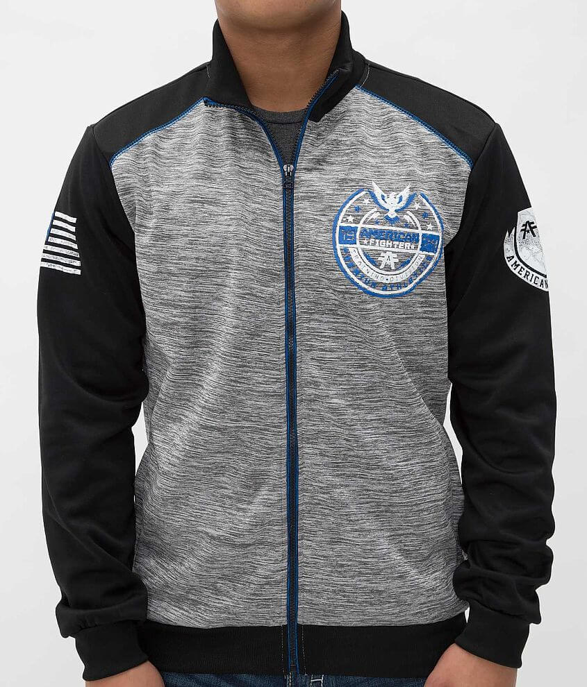 American Fighter Hartford Track Jacket front view