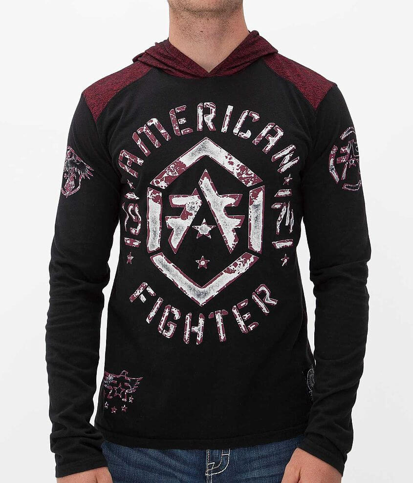 American Fighter Calvin Hoodie front view