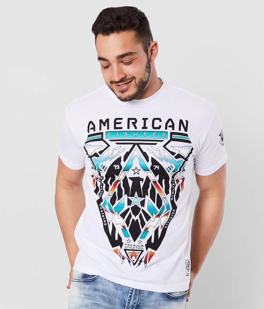 American Fighter Oak Valley T-Shirt front view