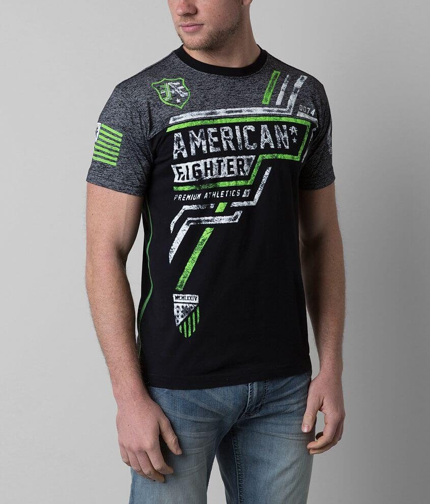 American Fighter Bentley T-Shirt front view