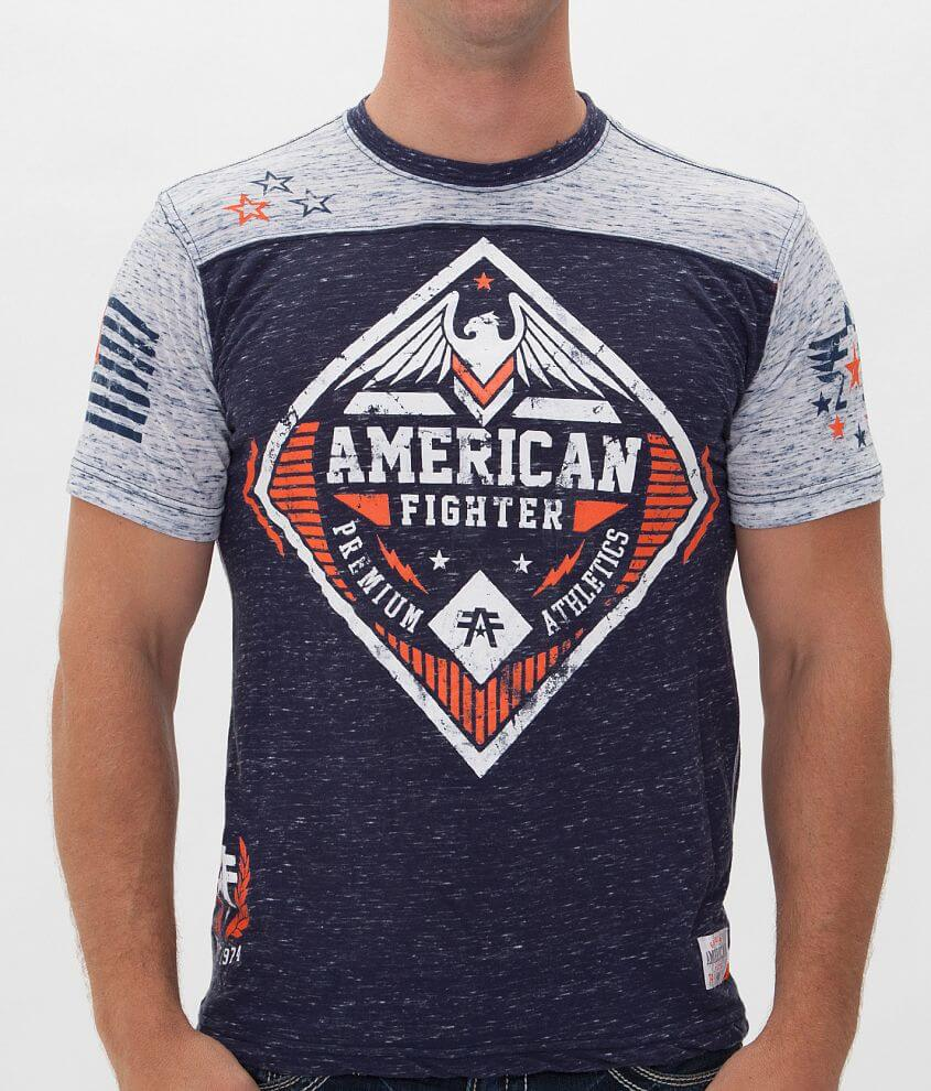 American Fighter Utah T-Shirt front view