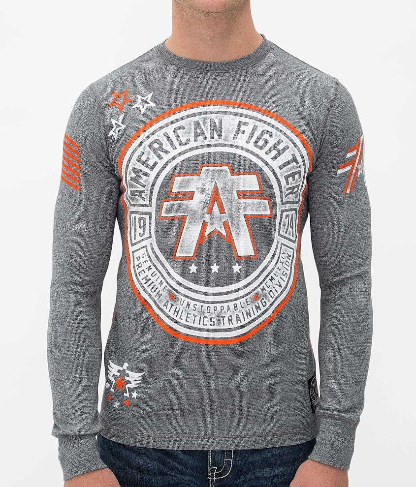 American Fighter Cumberland Thermal Shirt front view