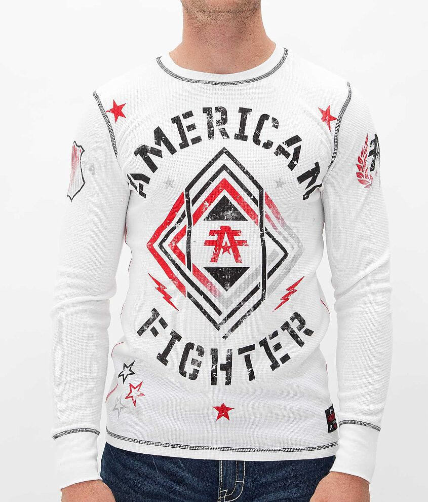 American Fighter Montclair Thermal Shirt front view