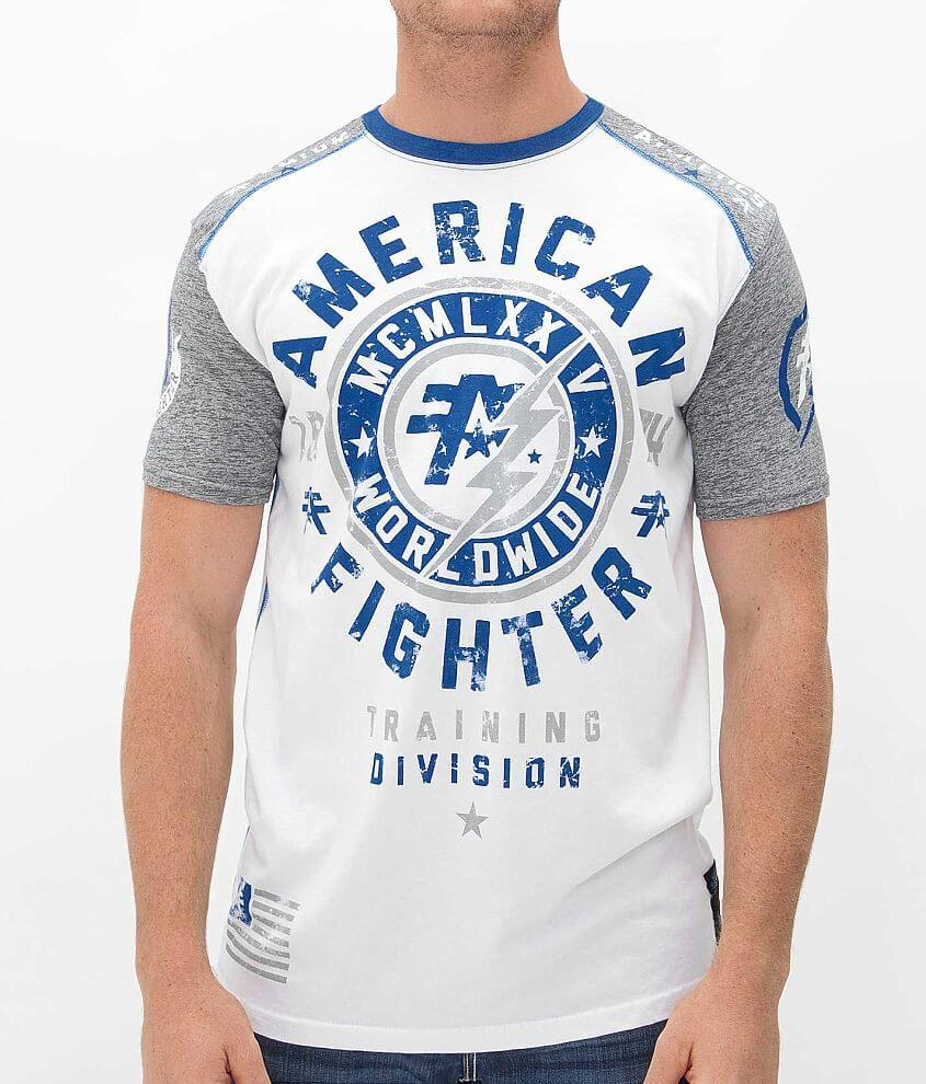 American Fighter Madison T-Shirt front view
