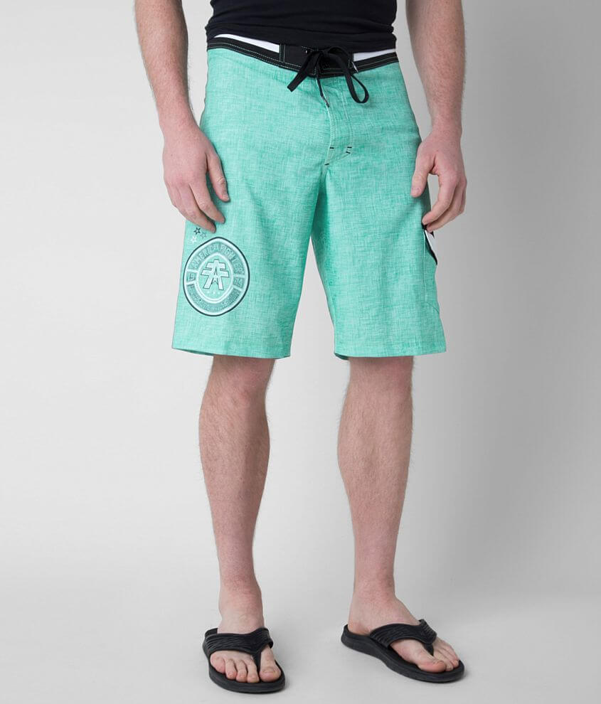 American Fighter Cumberland Stretch Boardshort front view
