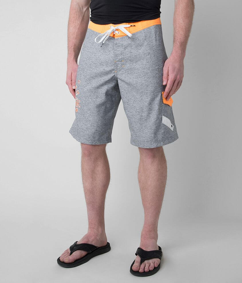 American Fighter Handover Stretch Boardshort front view