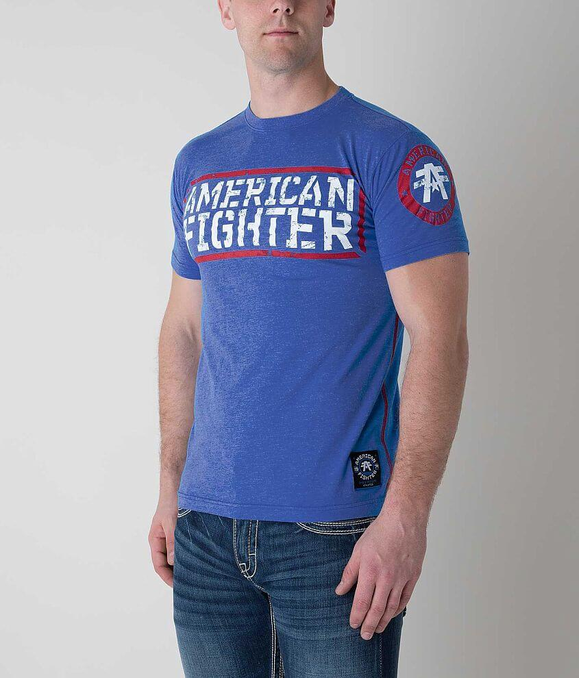 American Fighter Claremont T-Shirt front view