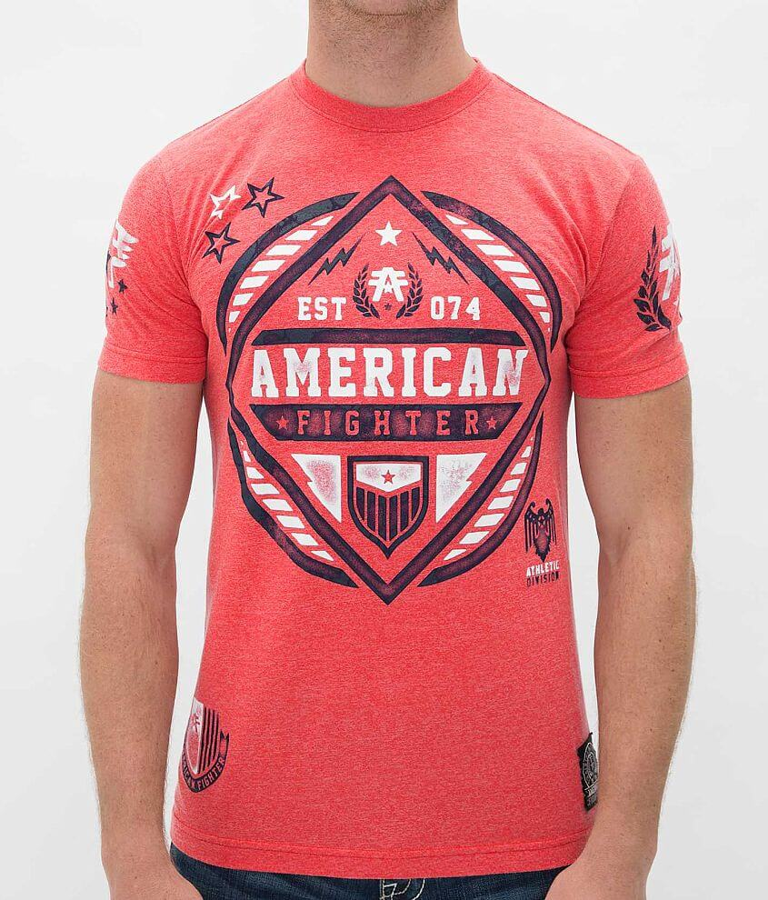 American Fighter Fort Valley T-Shirt front view