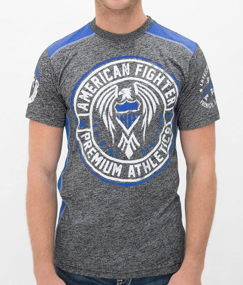 American Fighter Haskell T-Shirt front view