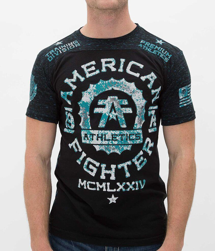 American Fighter Maryland T-Shirt front view