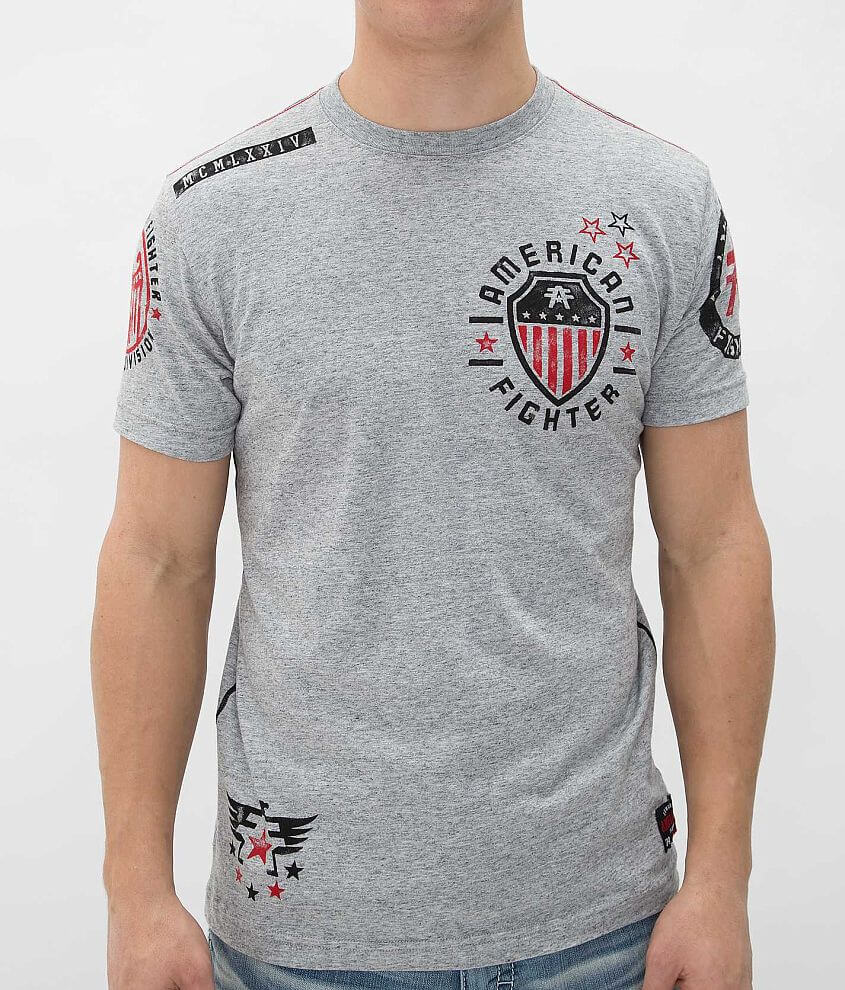 American Fighter Miami T-Shirt front view