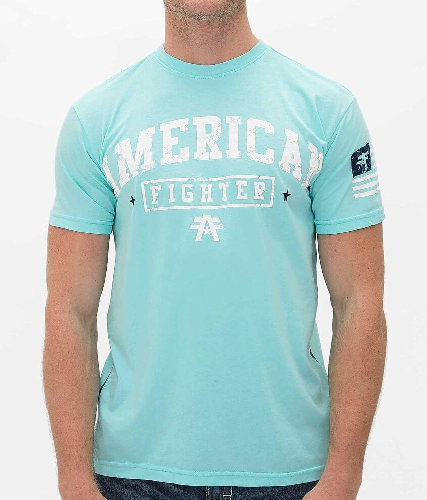 American Fighter Lake Erie T-Shirt front view