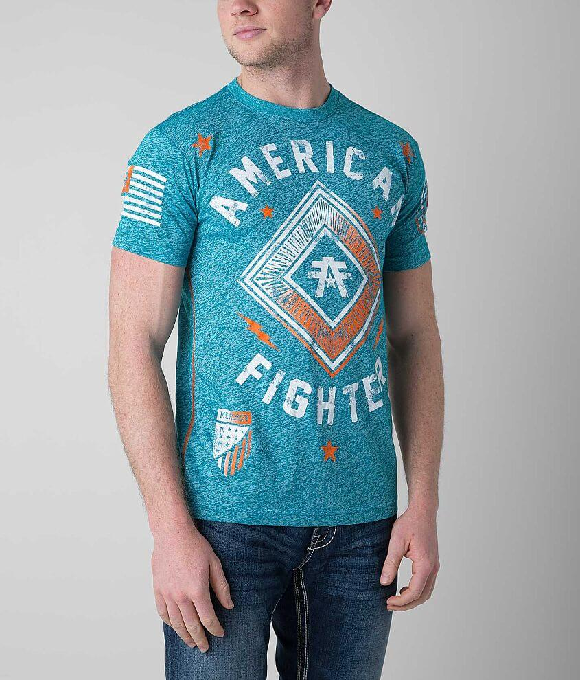 American Fighter Farmingdale T-Shirt front view
