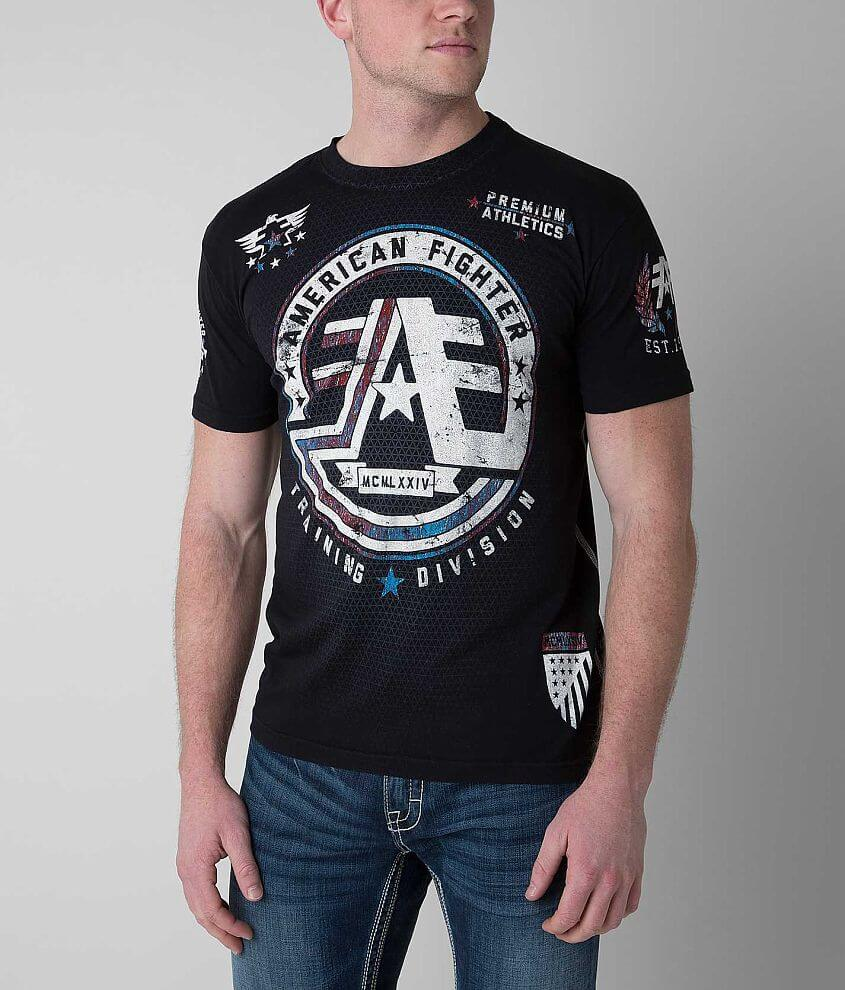 American Fighter Bryant T-Shirt front view