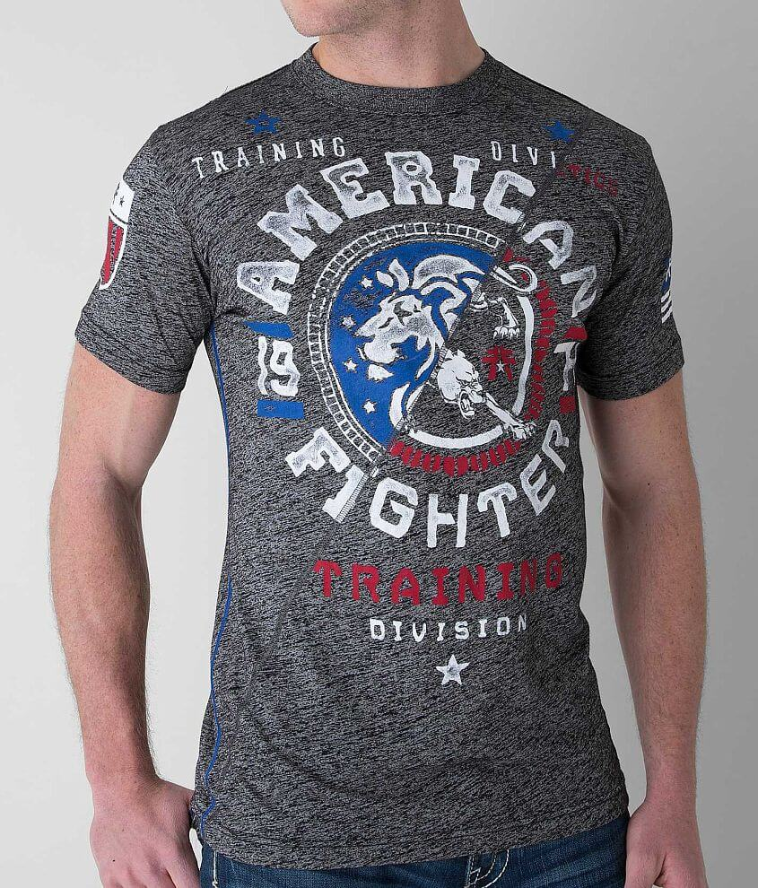 American Fighter Point Park T-Shirt front view