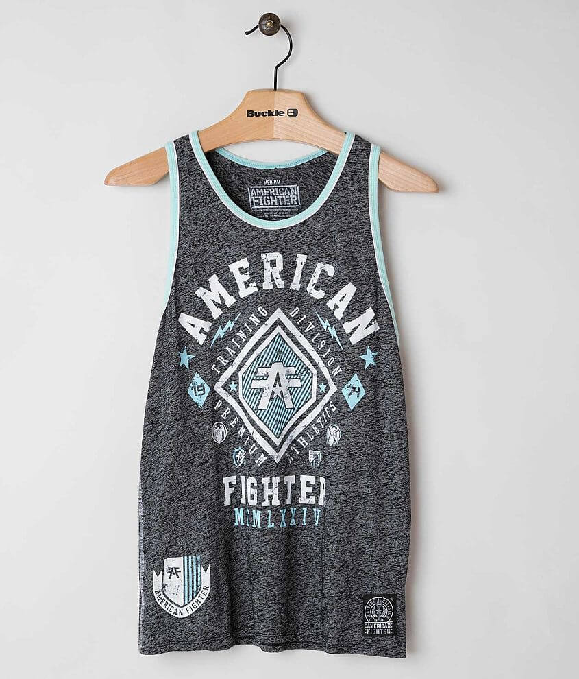American Fighter Kendall Tank Top front view