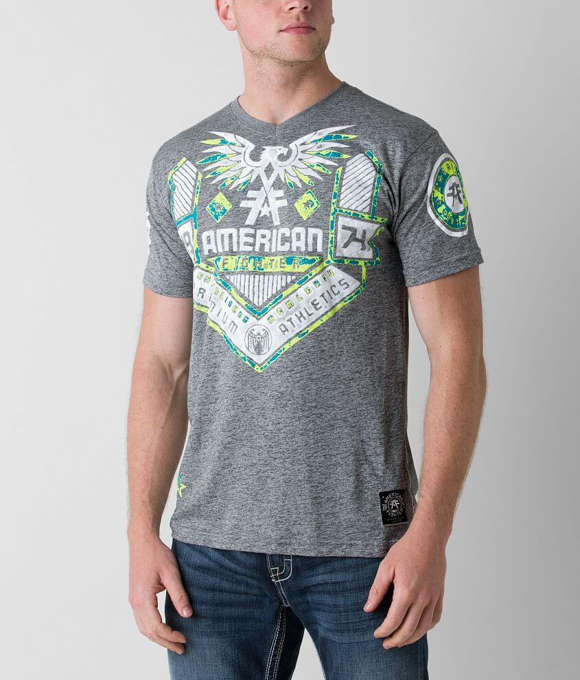 American Fighter Augusta T-Shirt front view