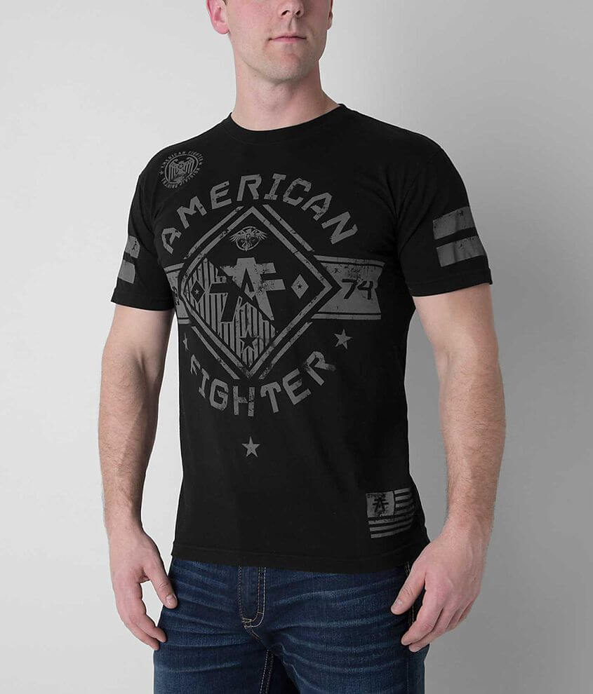 American Fighter Manchester T-Shirt front view