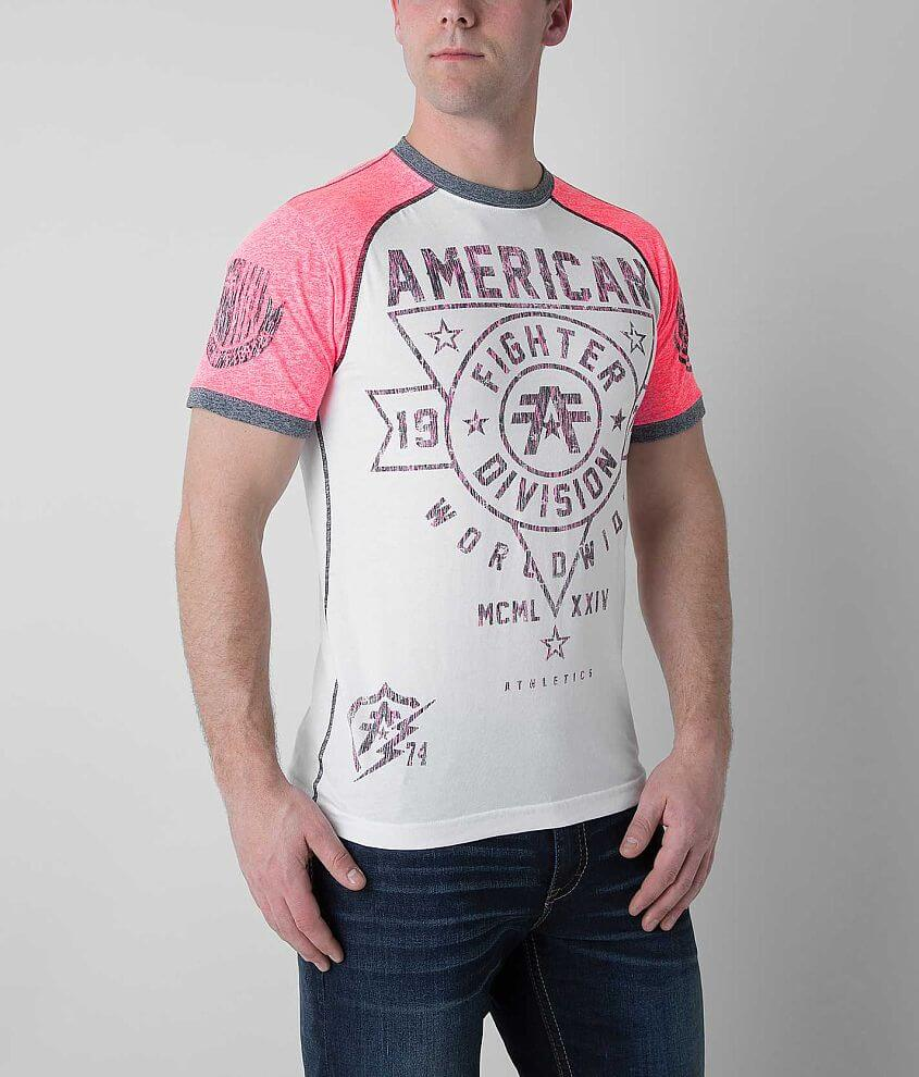 American Fighter Chester T-Shirt front view