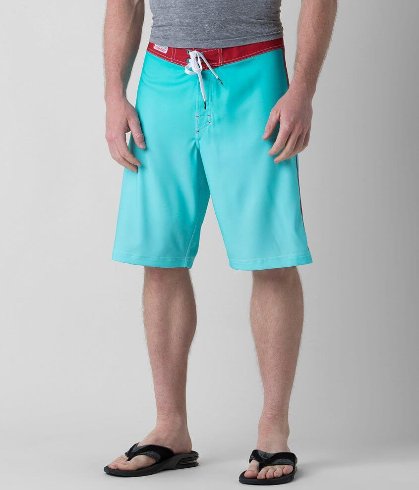 American Fighter Newburn Stretch Boardshort front view