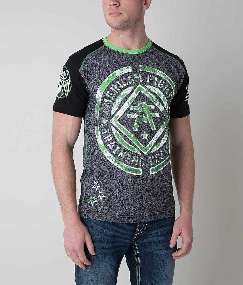 American Fighter Howard T-Shirt front view