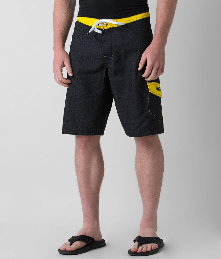 American Fighter Silverdale Stretch Boardshort front view