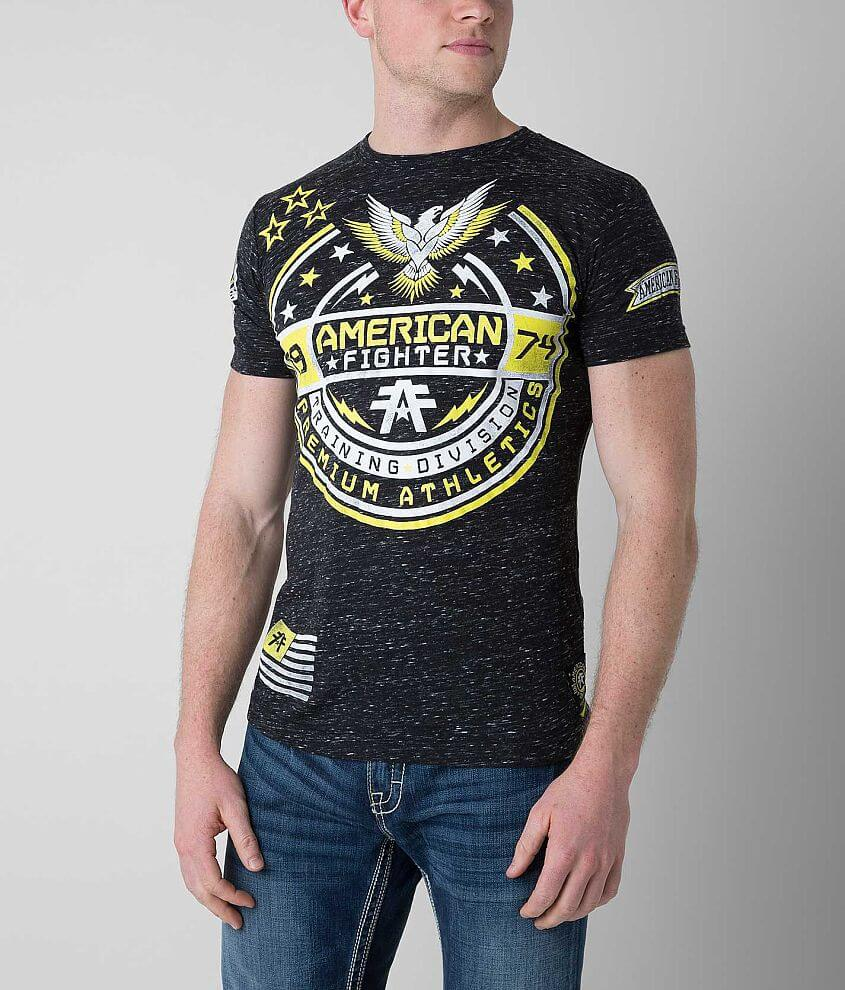 American Fighter Capital T-Shirt front view
