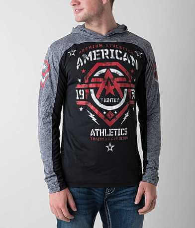 American Fighter New Mexico Hydrocore Hoodie