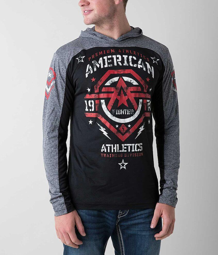 American Fighter New Mexico Hydrocore Hoodie front view