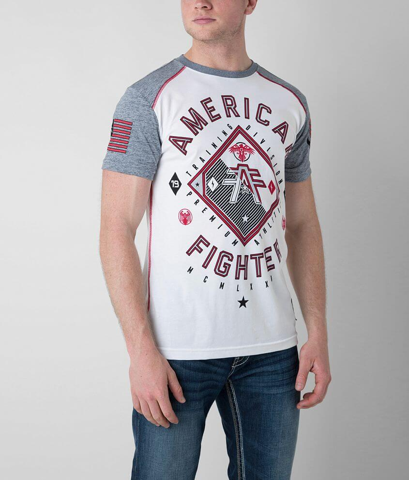 American Fighter Gardner T-Shirt front view