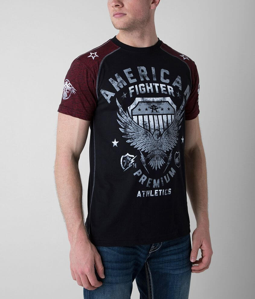 American Fighter North Central T-Shirt front view