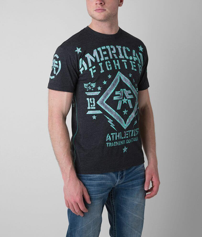 American Fighter Butler T-Shirt front view