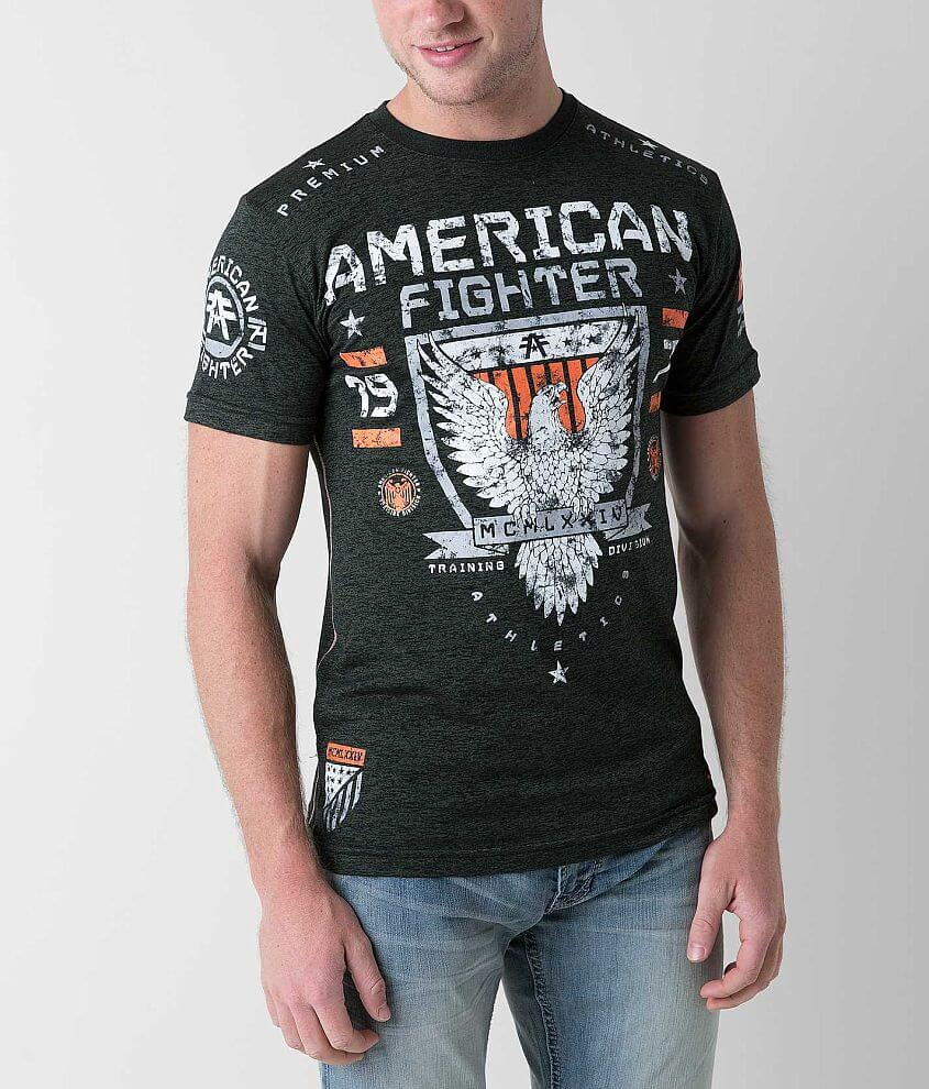 American Fighter Macalaster T-Shirt front view