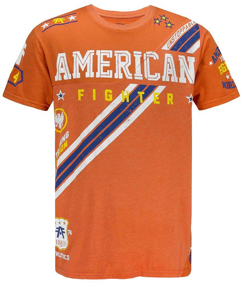 American Fighter Grandview T-Shirt front view